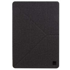Чехол Uniq Yorker Kanvas Plus для iPad Pro 11, с функцией зарядки стилуса, чёрный, фото 1