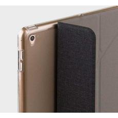 Чехол Uniq Yorker Kanvas Plus для iPad Pro 11, с функцией зарядки стилуса, чёрный, фото 3