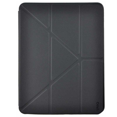 Чехол Uniq Transforma Rigor Plus для iPad Pro 11 (2018), с держателем стилуса, чёрный, фото 1