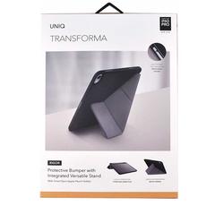 Чехол Uniq Transforma Rigor Plus для iPad Pro 11 (2018), с держателем стилуса, чёрный, фото 3