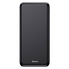 Внешний аккумулятор Baseus M36 Wireless Charger, 2 USB-A, Micro-USB, 10000 mAh, чёрный, фото 4