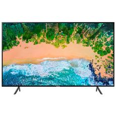 Телевизор Samsung NU7100 Series 7, 75 дюймов (190 см), чёрный, фото 1