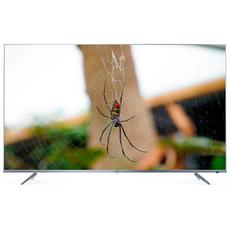 Телевизор TCL LED ULTRA HD, 55 дюймов (139 см), серебристый, фото 1