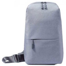 Рюкзак Xiaomi SMulti-functional Urban Leisure Chest Pack, светло-серый, фото 1