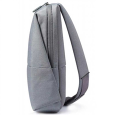 Рюкзак Xiaomi SMulti-functional Urban Leisure Chest Pack, светло-серый, фото 2