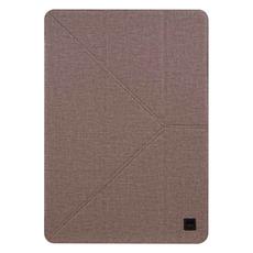 Чехол Uniq Yorker Kanvas Plus для iPad Pro 11, с функцией зарядки стилуса, бежевый, фото 1