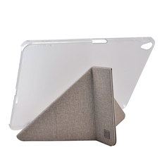 Чехол Uniq Yorker Kanvas Plus для iPad Pro 11, с функцией зарядки стилуса, бежевый, фото 2