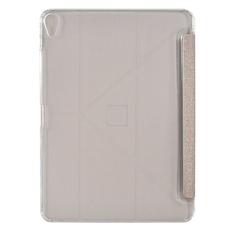 Чехол Uniq Yorker Kanvas Plus для iPad Pro 11, с функцией зарядки стилуса, бежевый, фото 3