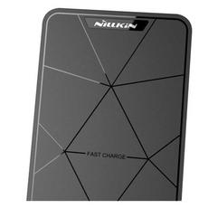Беспроводное зарядное устройство Nillkin Fast wireless Stand, чёрный, фото 3