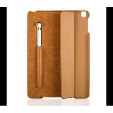 Чехол-книжка Jisoncase для iPad 9,7 и Air 2, коричневый, фото 1