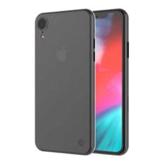 Чехол-накладка LAB.C 0.4 для iPhone XR, поликарбонат, чёрный, фото 1