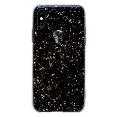 Чехол-накладка Bling My Thing Tresure Hematite Skull для iPhone XS Max, с кристаллами Swarovski, чёрный, фото 1