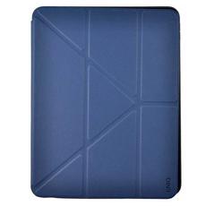 Чехол Uniq Transforma Rigor + держатель стилуса для iPad 9.7 (2018), синий, фото 1