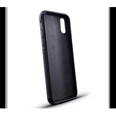"""Эксклюзивный чехол Jumo Case для iPhone X, карбон, никель с позолотой 24К, """"Лев"""", фото 3"""