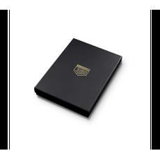"""Эксклюзивный чехол Jumo Case для iPhone 8 Plus, карбон, никель с позолотой 24К, """"Лев"""", фото 4"""