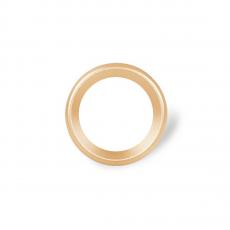 Защита основной камеры и рассеиватель вспышки для iPhone 6, золото, фото 1