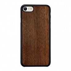 Чехол для iPhone 7 Ozaki O!coat 0.3 + Wood тёмно-коричневого цвета