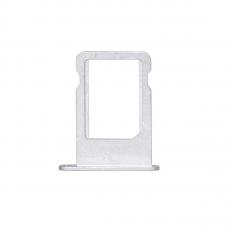 Лоток сим-карты для iPhone 6, оригинал, серебряный, фото 1