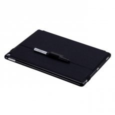 Чехол книжка для iPad Pro 12.9 Momax Flip Diary Oxford Case, черный, фото 2