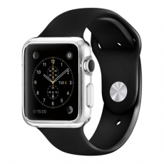 Фото чехла для Apple Watch 42mm Spigen Liquid, прозрачного