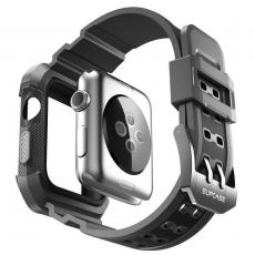 Чехол для Apple Watch 42mm Supcase Protective Case, черный, фото 2
