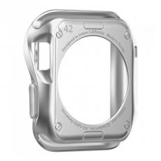 Чехол для Apple Watch 42mm Spigen Slim Armor, серебристый, фото 1