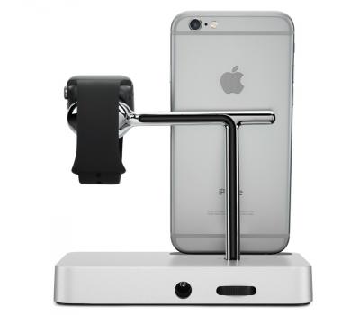 Док-станция для Apple Watch и iPhone Belkin Valet Charge Dock, фото 2