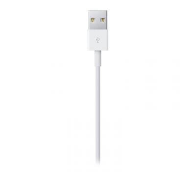 Кабель Apple, с USB-A на Lightning, 1 метр, белый, фото 2