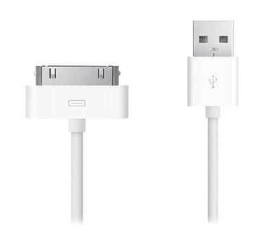 Фото кабеля для iPhone 4/4S, USB, 30-pin, класс А