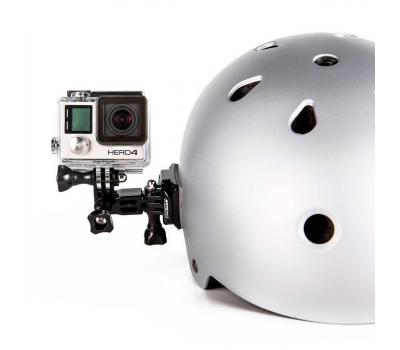 Фото крепления на голову или шлем GoPro Side Mount