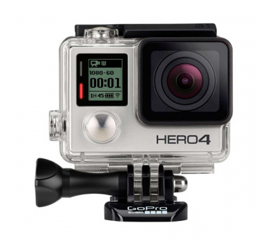 Фото GoPro Hero 4 Silver Adventure