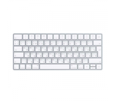 Клавиатура Apple Magic Keyboard, белая-фото