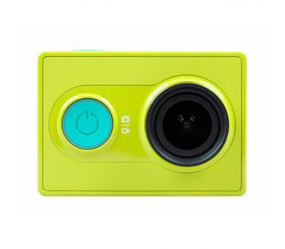 Экшн-камера Xiaomi Yi Action Camera Basic edition, желтый/салатовый, фото 1