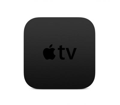 Мультимедийная приставка Apple TV, 4K, 32 ГБ, чёрный, фото 2