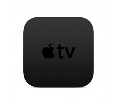 Мультимедийная приставка Apple TV, 4K, 64 ГБ, чёрный, фото 2
