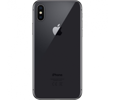 Apple iPhone X 256GB (серый космос), фото 2