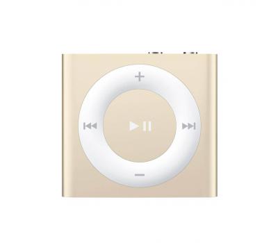 Плеер в золотистом цвете Apple iPod shuffle 2Gb