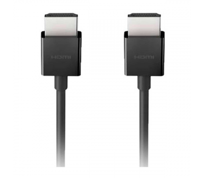 Кабель Belkin Ultra High Speed, с HDMI Male на HDMI Male, 2 метра, чёрный, фото 1