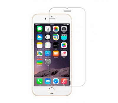 Защитное стекло премиум 0.26mm для iPhone 6/6S, класс А++, в упаковке, фото 1