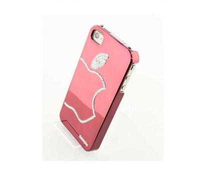 Чехол LeShine для iPhone 4 и 4s, красный, фото 1