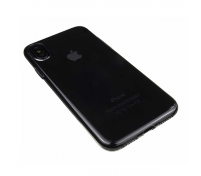 Чехол Hoco Light Series TPU для iPhone X, черный, фото 2
