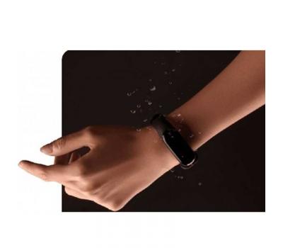 Фитнес-браслет Xiaomi Mi Band 3, черный, фото 4