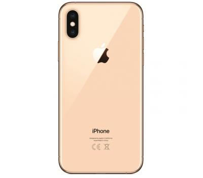 Apple iPhone Xs Max, 64 ГБ, золотой, фото 3