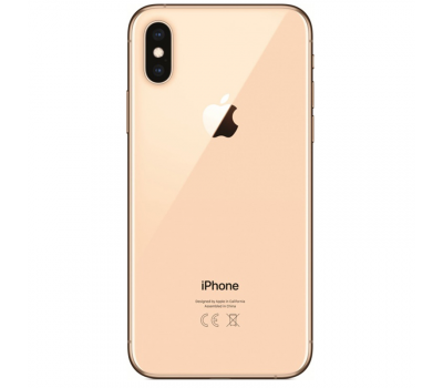 Apple iPhone Xs Max, 512 ГБ, золотой, фото 3