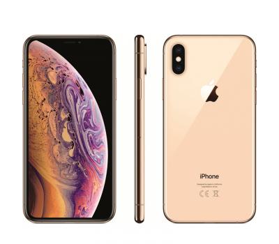 Apple iPhone Xs Max, 64 ГБ, золотой, фото 5