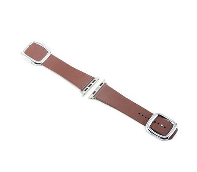 Ремешок COTEetCI W5 NOBLEMAN для Apple Watch 38/40 мм, коричневый, фото 3