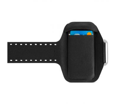 Чехол спортивный Belkin Sport-Fit Plus Armband для iPhone 6 Plus, черный, F8W610btC00, фото 4