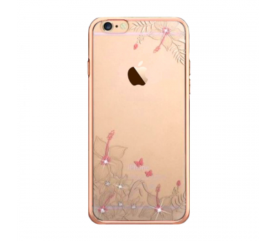 Чехол для iPhone 6 и 6S Devia Crystal Engaging