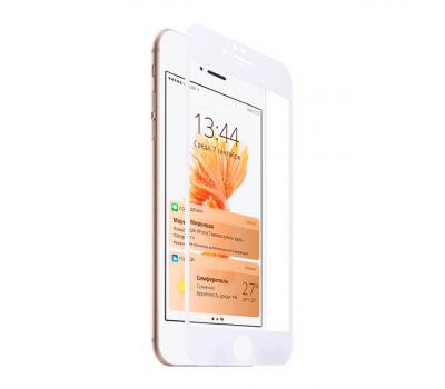 Фото защитного стекла на Айфон 6 и 6s Devia Silicone 3D Edge