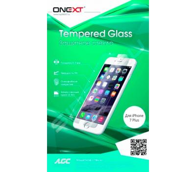 Защитное стекло Onext для телефона Apple iPhone 7 Plus, фото 1